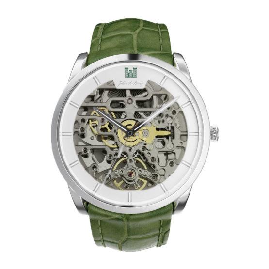 1Montrichard-Silver-Croco-Green